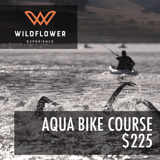 Wildflower Experience: AquaBike Course - Saturday May 4, 2019