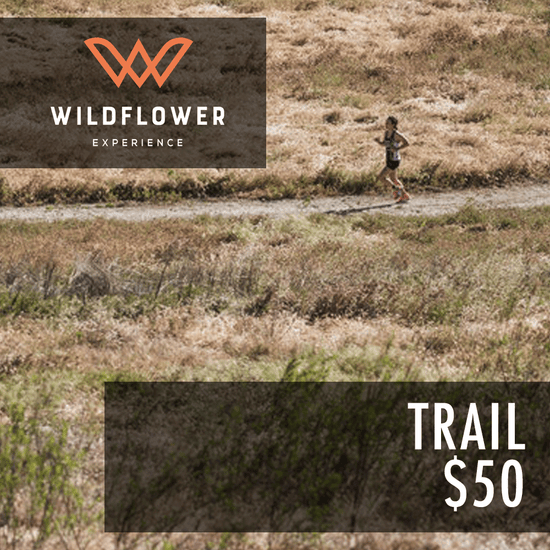 Wildflower Experience: Trail Gift Card - Saturday May 4, 2019
