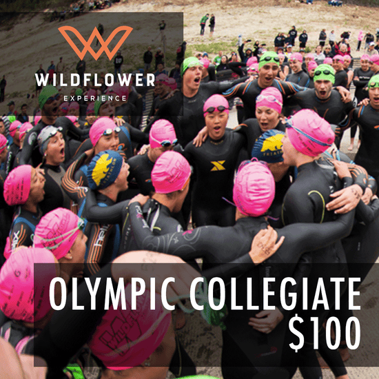 Wildflower Experience: Olympic Collegiate Gift Card - Sunday May 5, 2018