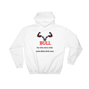 BULLGnG Pull Over Hoodie / jumper