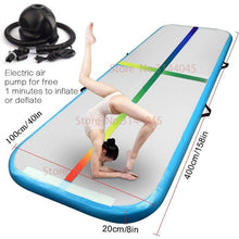 Inflatable Gymnastics AirTrack Tumbling