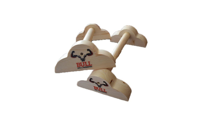 gymnastics parallettes / Push up bars product picture