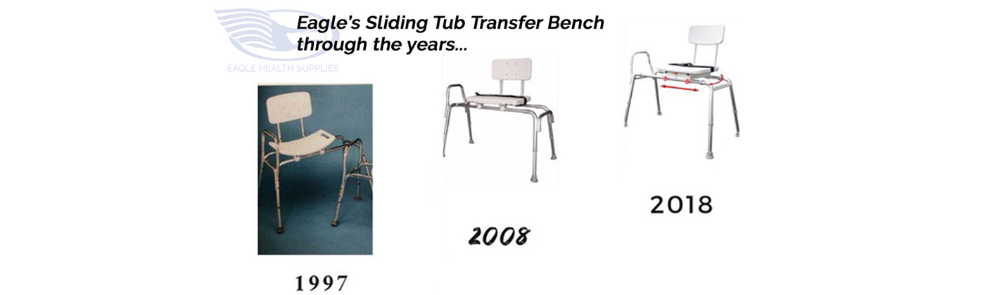 The Sliding Tub Transfer Bench that Launched A Company