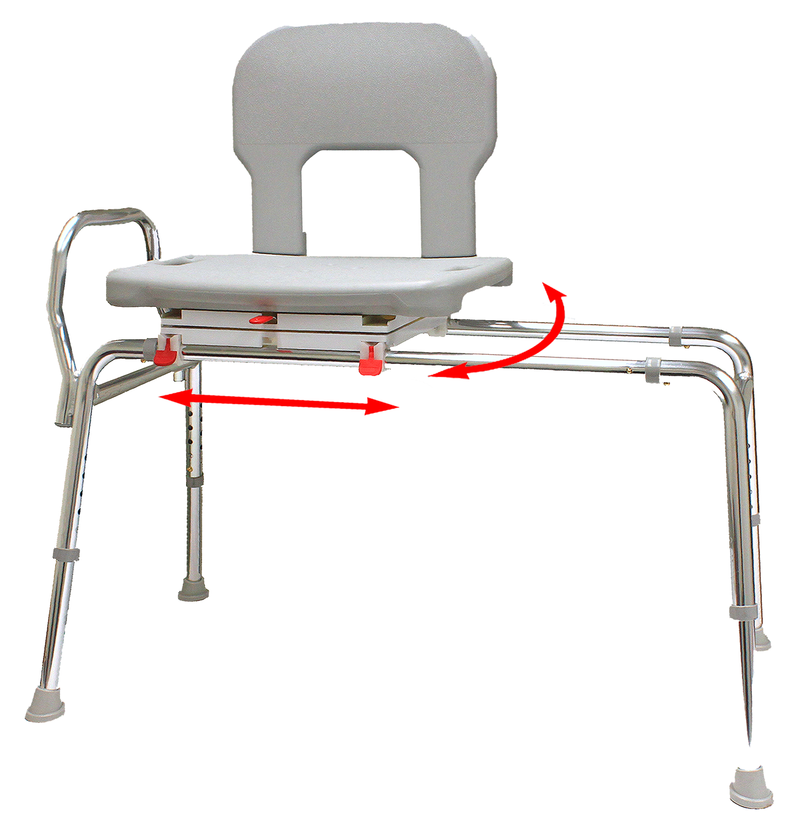 Bariatric Chairs & Benches