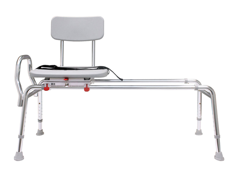 77692 - Swivel Sliding Transfer Bench (Extra Long) - Eagle Health Supplies