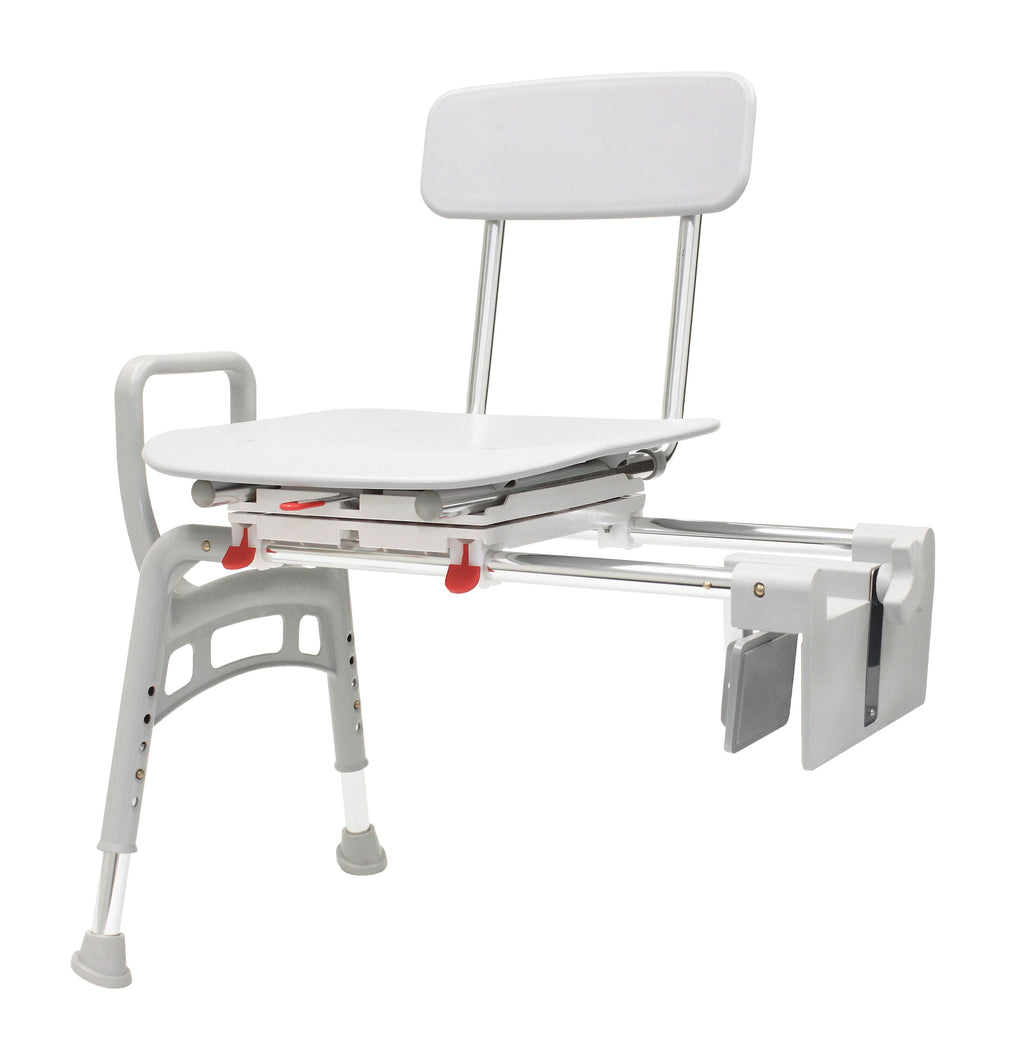 78768 - Tub-Mount Swivel Sliding Ergo Transfer Bench (Regular)