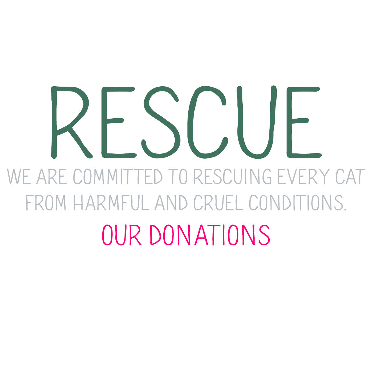 Rescue Cat Company