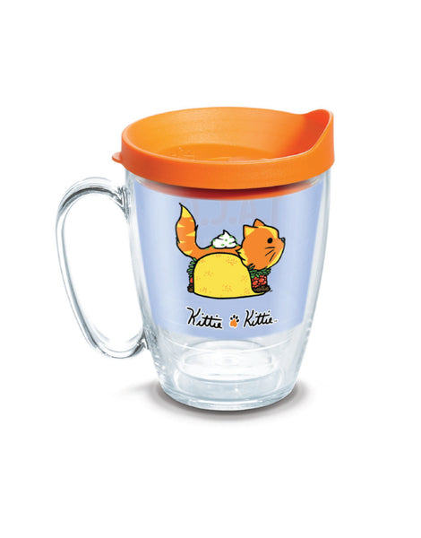 TACO KITTIE 16oz MUG