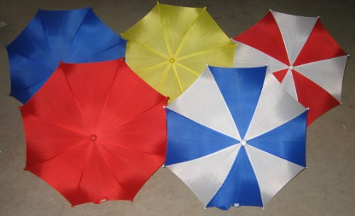 Sun Umbrella for Strollers, Wheelchairs, Lawn Chairs