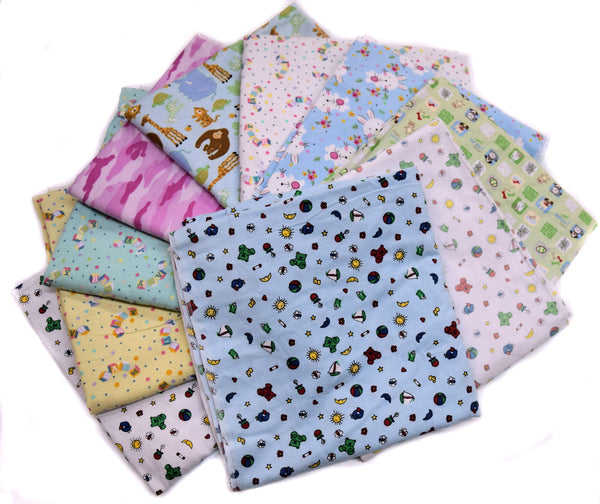 Extra Large Receiving Blanket - 10 Pack