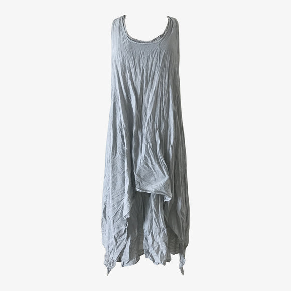 CD2 - Cotton drape front dress
