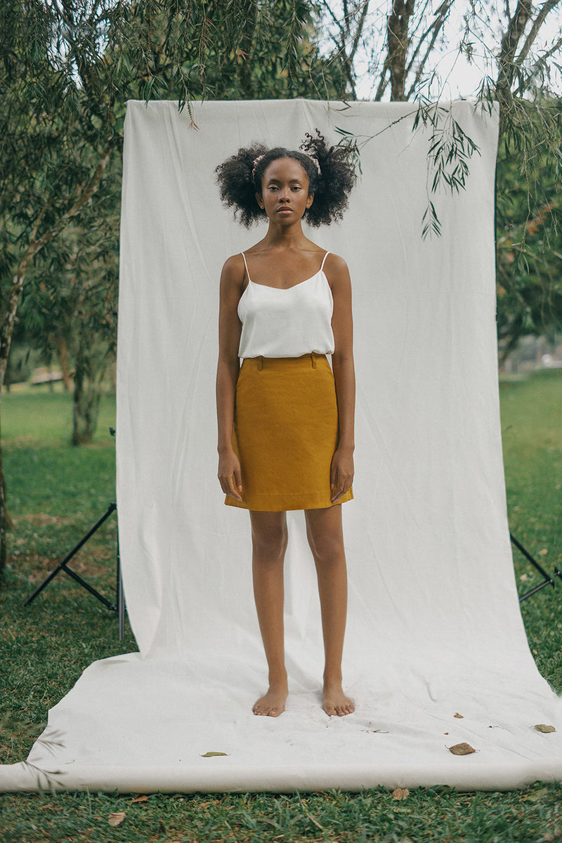 Ceylon Top | Aralia Skirt