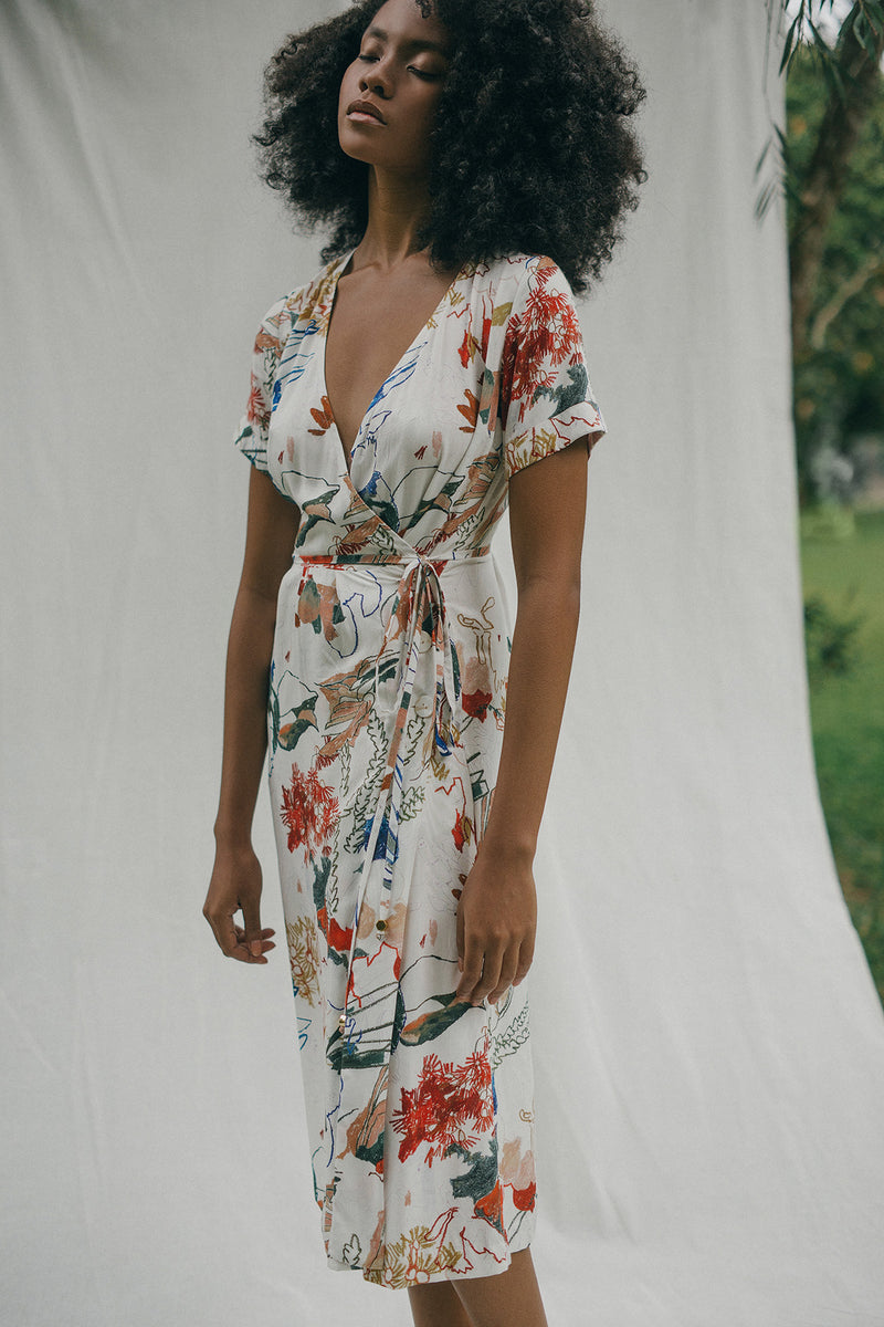 Amaryllis Dress