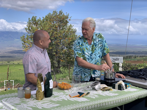 Cooking Hawaiian Style-Maui Kuʻia Estate Chocolate