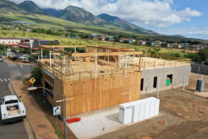 Factory Construction Is Well Underway!-Maui Kuʻia Estate Chocolate