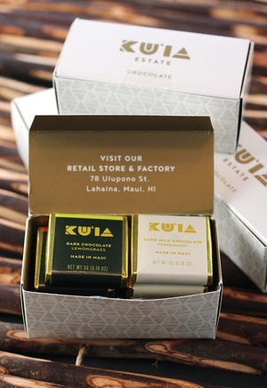 FoodGal: The Amazing Story Behind Maui Ku'ia Estate Chocolate-Maui Kuʻia Estate Chocolate