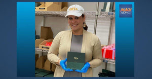 Meet Our Fulfillment Team Manager Meghan!-Maui Kuʻia Estate Chocolate