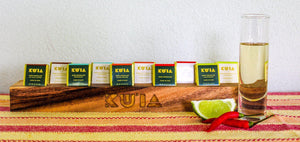 Tequila & Chocolate Pairings-Maui Kuʻia Estate Chocolate