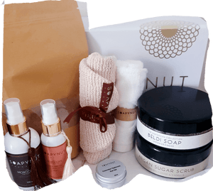 Moroccan Hammam Luxury  Gift Box
