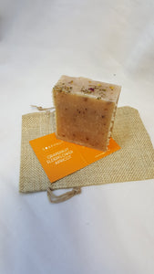 Grapefruit Elderflower & Apricot Soap Bar