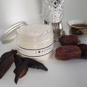 Arabian Oudh Musk Whipped Body Butter Wholesaler