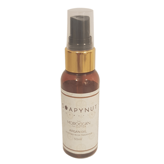 Argan  Oil infused with Egyptian Musk