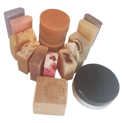 Super Soapynut Soap Set