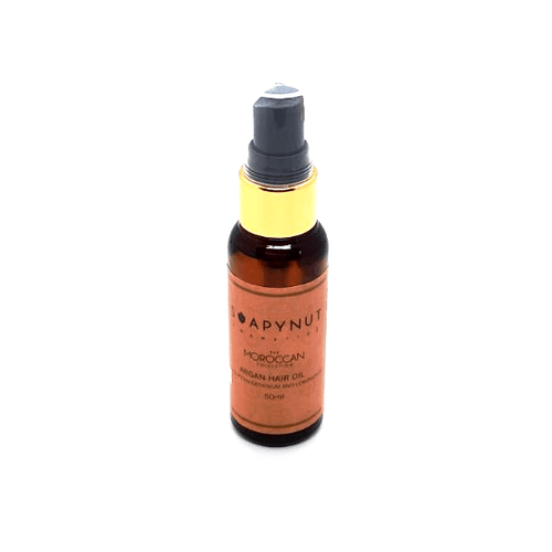 Geranium & Lemongrass Infused Organic Argan Oil