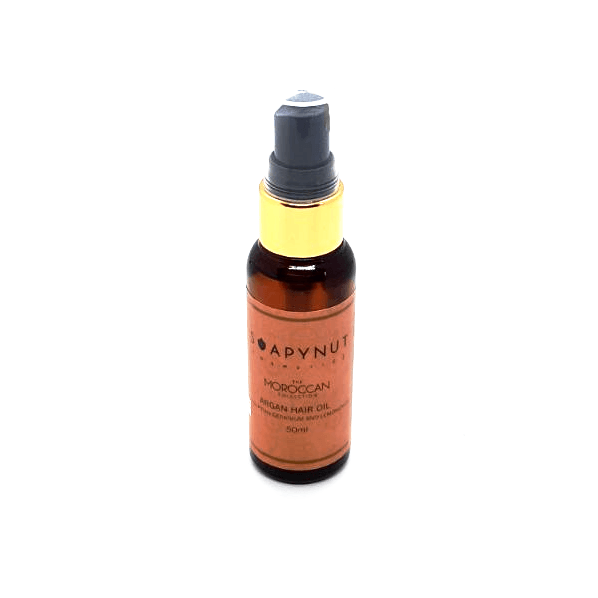 Geranium, Lemongrass Infused Organic Argan Oil