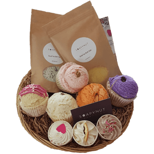 Luxury Bath Gift Basket