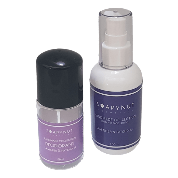 Lavender | Patchouli set