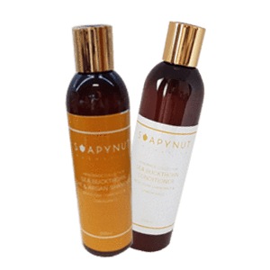 Moroccan Chamomile, Lemongrass Conditioner & Shampoo
