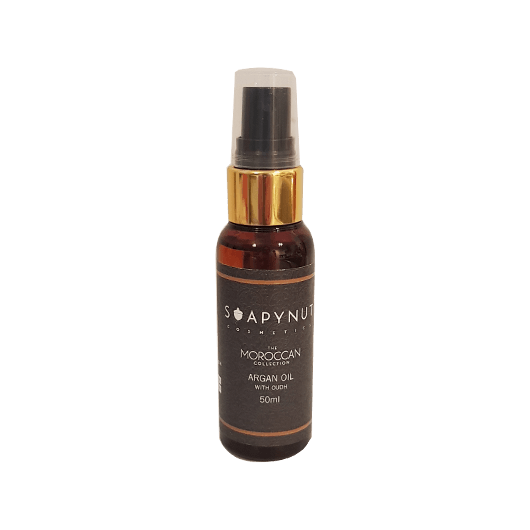 Oudh Infused Organic Argan Oil