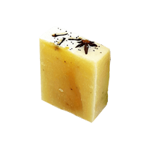 Fresh Spiced Butter Soap Bar