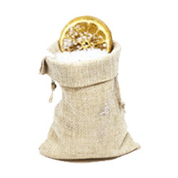 Citrus twist dead sea bath salts