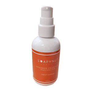 Organic Body Lotion Sweet Orange