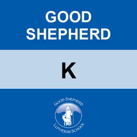 GOOD SHEPHERD | KINDERGARTEN <br/> WEDNESDAYS | TRADITIONAL <br/> << NO SERVICE DAY >>