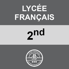 LYCEE FRANCAIS | 2ND GRADE <br/> WEDNESDAYS | VEGETARIAN <br/> PIZZA FROM STEFANO'S PIZZERIA