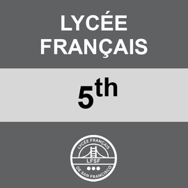 LYCEE FRANCAIS | 5TH GRADE <br/> WEDNESDAYS | TRADITIONAL <br/> PIZZA FROM STEFANO'S PIZZERIA