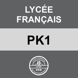 LYCEE FRANCAIS | PK1 <br/> MONDAYS | TRADITIONAL <br/> HOTDOGS OR HAMBURGERS AND TATER TOTS
