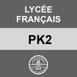 LYCÉE FRANÇAIS | PK2 <br/> WEDNESDAYS | TRADITIONAL <br/> Pizza from Stefano's Pizzeria