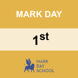 MARK DAY | 1ST GRADE <br/> WEDNESDAYS | TRADITIONAL <br/> Pizza from Stefano's Pizzeria