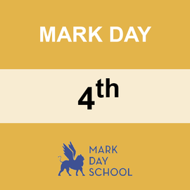 MARK DAY | 4TH GRADE <br/> WEDNESDAYS | TRADITIONAL <br/> Pizza from Stefano's Pizzeria