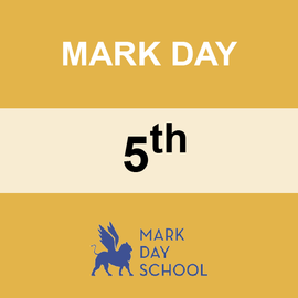 MARK DAY | 5TH GRADE <br/> WEDNESDAYS | TRADITIONAL <br/> Pizza from Stefano's Pizzeria
