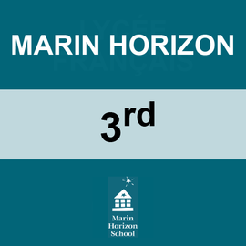 MARIN HORIZON | 3RD GRADE <br/> WEDNESDAYS | TRADITIONAL <br/> PIZZA FROM STEFANO'S PIZZERIA