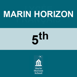 MARIN HORIZON | 5TH GRADE <br/> WEDNESDAYS | TRADITIONAL <br/> PIZZA FROM STEFANO'S PIZZERIA