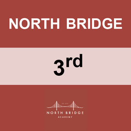 NORTH BRIDGE  | 3RD GRADE <br/> WEDNESDAYS | TRADITIONAL <br/> PIZZA FROM STEFANO'S PIZZERIA