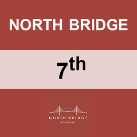 NORTH BRIDGE  | 7TH GRADE <br/> WEDNESDAYS | TRADITIONAL <br/> PIZZA FROM STEFANO'S PIZZERIA