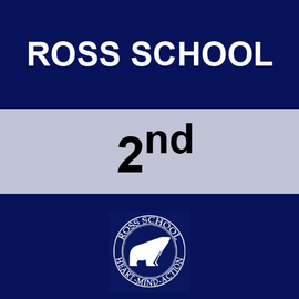 ROSS SCHOOL | 2ND GRADE <br/> WEDNESDAYS | TRADITIONAL <br/> PIZZA FROM STEFANO'S PIZZERIA