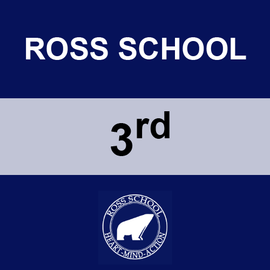 ROSS SCHOOL | 3RD GRADE <br/> WEDNESDAYS | TRADITIONAL <br/> PIZZA FROM STEFANO'S PIZZERIA